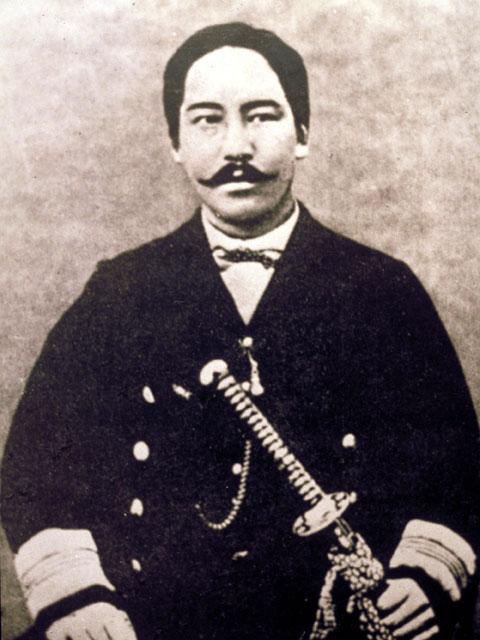 榎本武揚 蝦夷共和国総裁